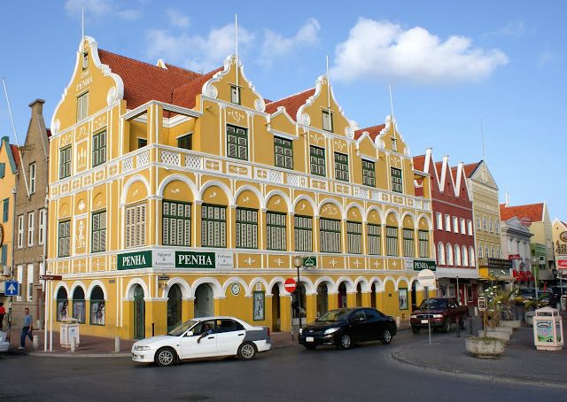 Historic Area of Willemstad, Inner City and Harbour, Curaçao (Willemstad - Curacao)