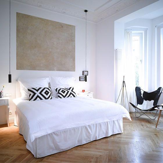 Intérieur d'inspiration scandinave