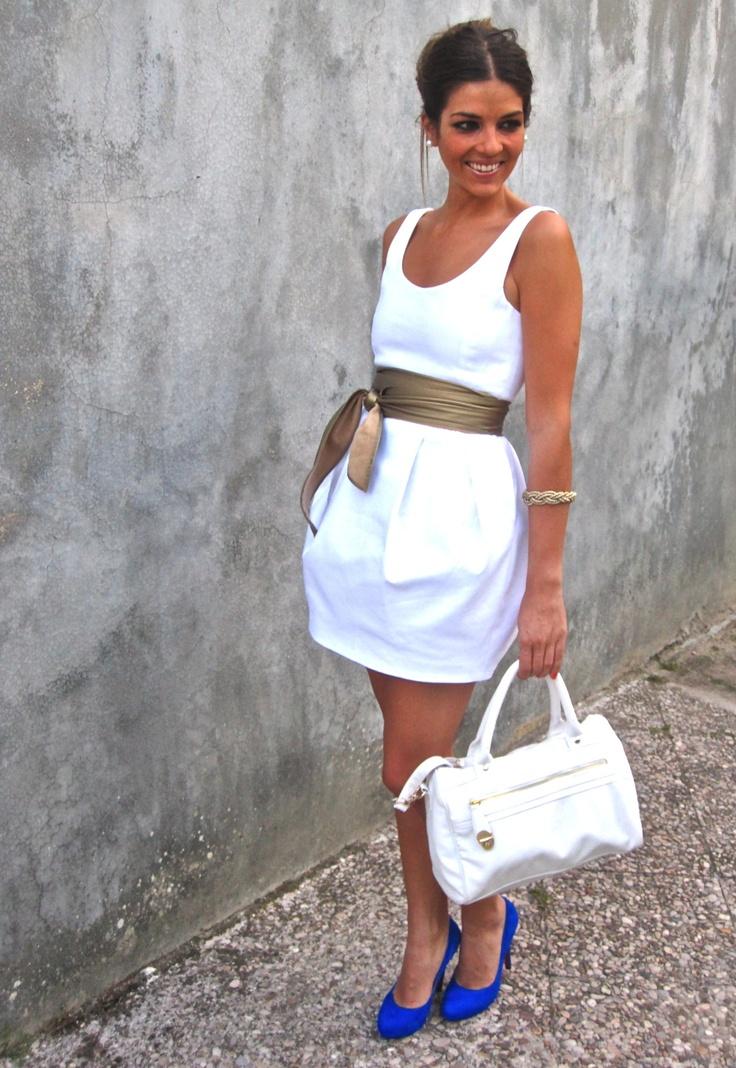 Little White Dress, Zara