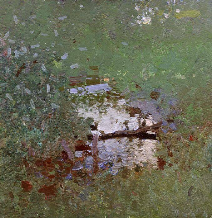 Ruisseau. / Stream. / By Bato Dugarzhapov.