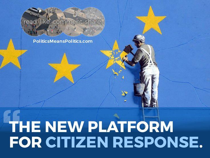 PoliticsMeansPolitics.com  • The new platform for citizen… https://politicsmeanspolitics.com/?utm_source=dlvr.it&utm_medium=twitter
