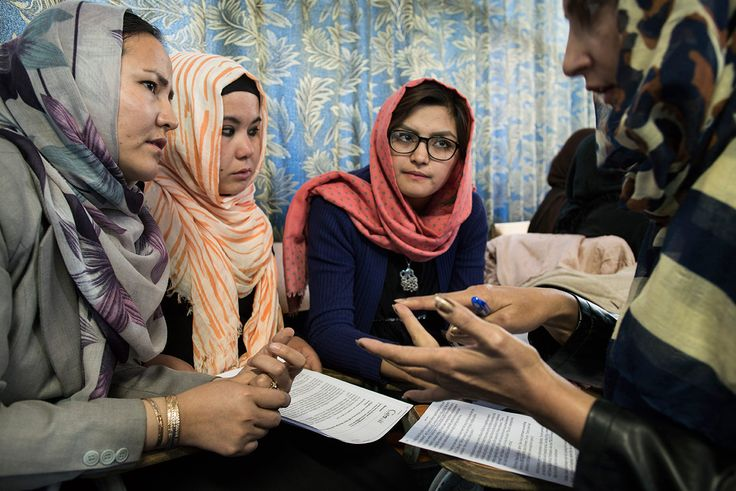 Afghan Women Break Taboos to Report Their Stories – Women & Girls Hub