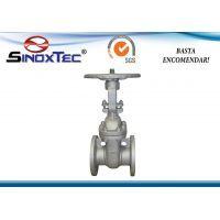 A Sinoxtec oferece válvula gaveta com estabilidade e segurança e bloqueio em sistemas de água, gases ou líquidos. A válvula é acionada por volante e funciona como bloqueio de fluxo. Confira mais no link!