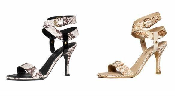 Donna Karan, sandali estivi