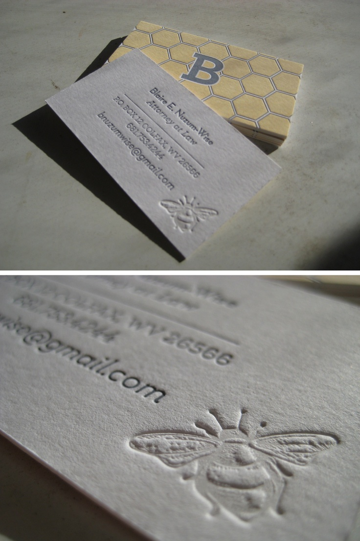 81 best business cards images on pinterest business cards carte attorney letterpress reheart Gallery