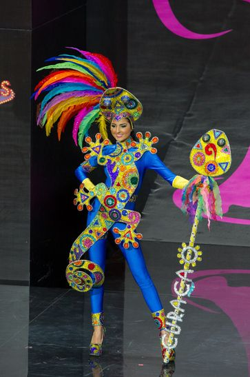 National costume Curacao