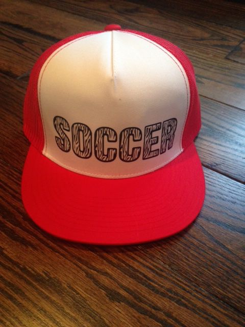 This wld be sweet for soccer season :)