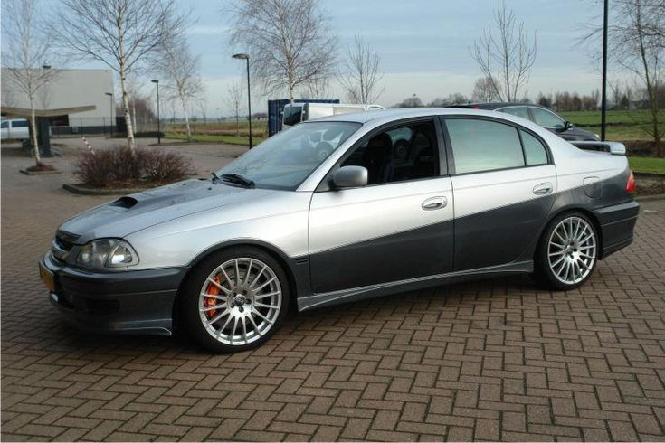 Another Avensis-GT-Four 1999 Toyota Avensis post...5414254 by Avensis-GT-Four