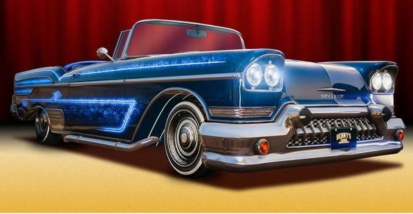 GTA Online's First New Lowrider Revealed