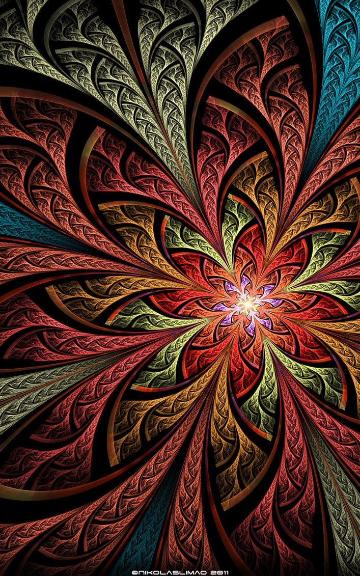 Technical Stuff 5 by ~Nikolaslimao #fractals #fractalart #art