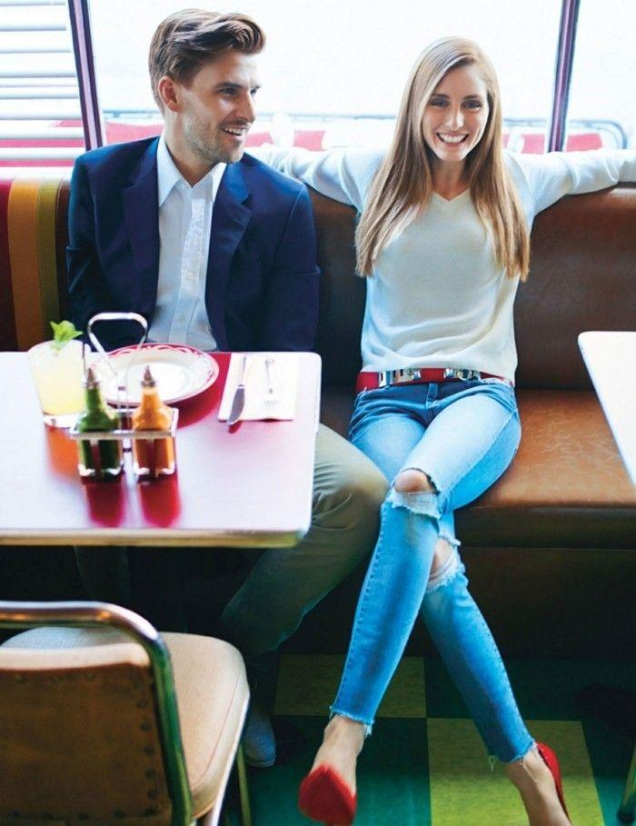 erstes date ideen erstes date outfit