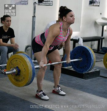 A Simple Guide to Weightlifting Competition Warm-ups by Greg Everett - Olympic Weightlifting - Catalyst Athletics - Olympic Weightlifting