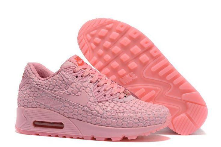 half off 8920b 3a25f chaussure nike air max femme acheter air max 90 rose
