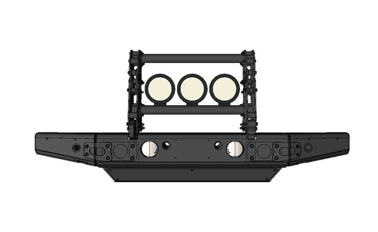 Jeep Wrangler Aluminum Bumpers for Jeep Wrangler JK. Our Alpha AllTerrain Front Bumper available for Jeep Wrangler JK (2007-2016) in 18 configurations.
