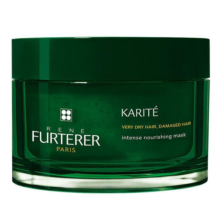 Rene Furterer KARITe intense nourishing mask, 6.76 Oz    RETAIL PRICE: $46.00