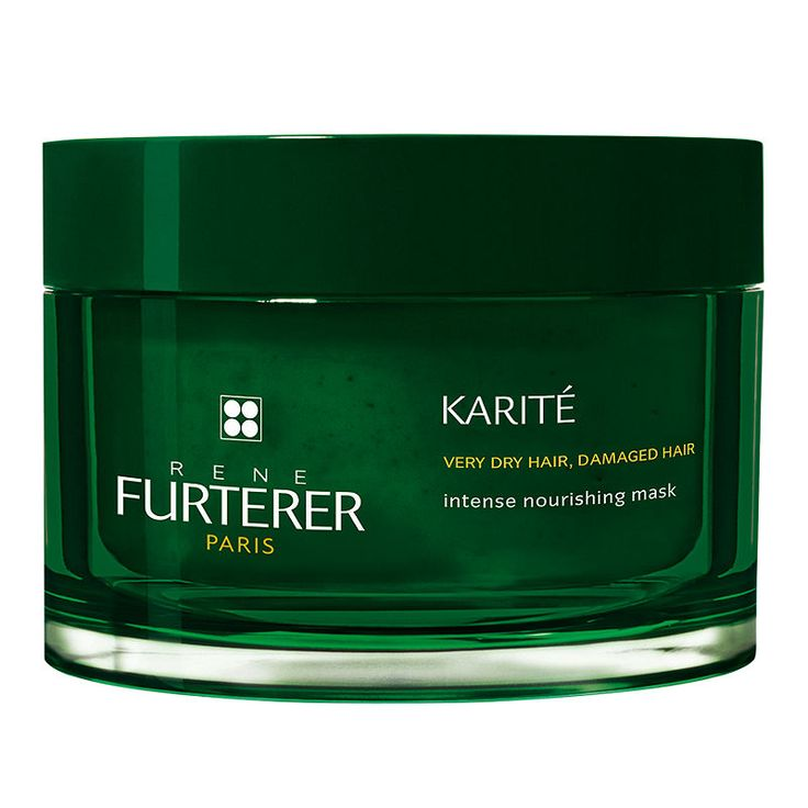 Rene Furterer KARITe intense nourishing mask, 6.76 Oz    RETAIL PRICE: $46.00