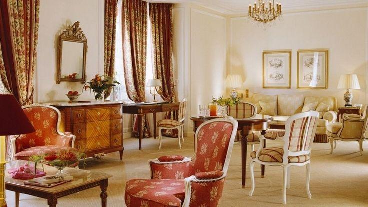 パリ旅行をゴージャスに!パリ屈指の一流高級ホテル5選 - トラベルブック