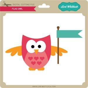 owl flag