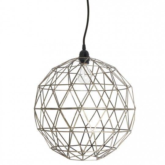wire lampa