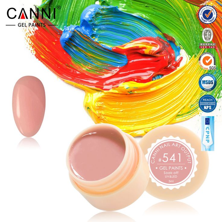 #50618 CANNI Nail UV Gel Free Shipping 141 Colors  Nude Camouflage Series Gel Paint For Nails