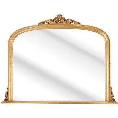 Found it at Wayfair.co.uk - Overmantle Mirror