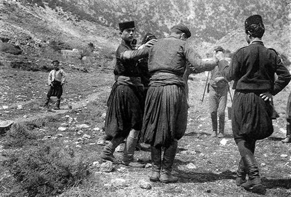 Manolis Velivasakis, Askyphou 1917