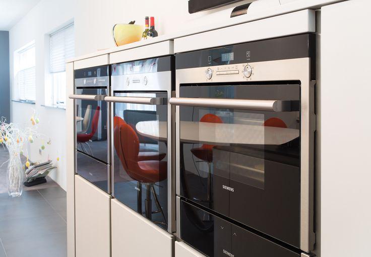 Dubbele oven. We like!