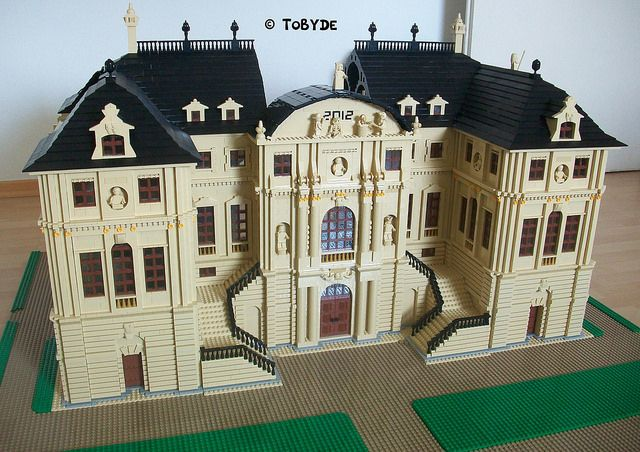 Wordpress Com Grosser Garten Lego Ideen Lego