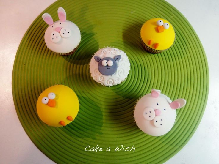 #easter #cupcakes