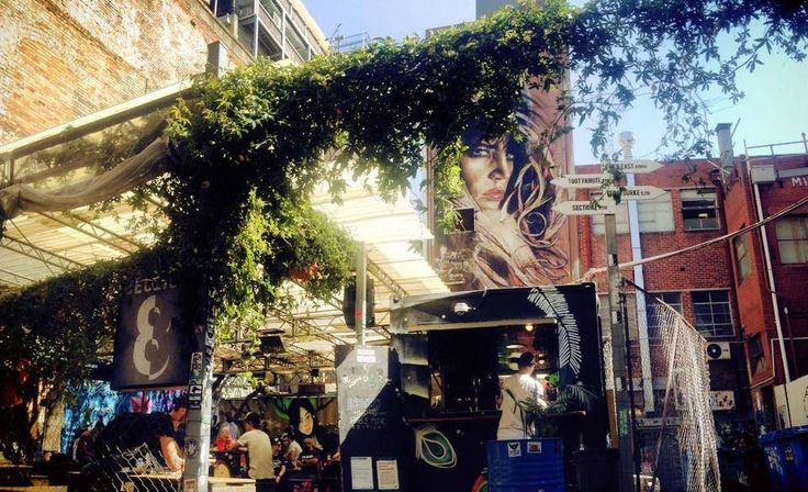 The 10 best laneway bars in Melbourne