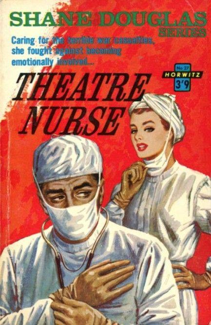 Theatre Nurse by Shane Douglas