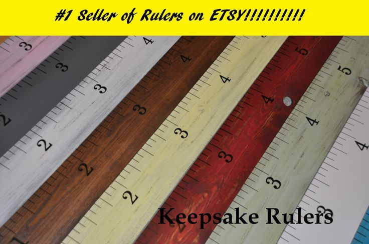 8000+ Sold! **20+ Styles** Life-size growth chart rulers for measuring kids' height! by KeepsakeRulers on Etsy https://www.etsy.com/listing/101816200/8000-sold-20-styles-life-size-growth