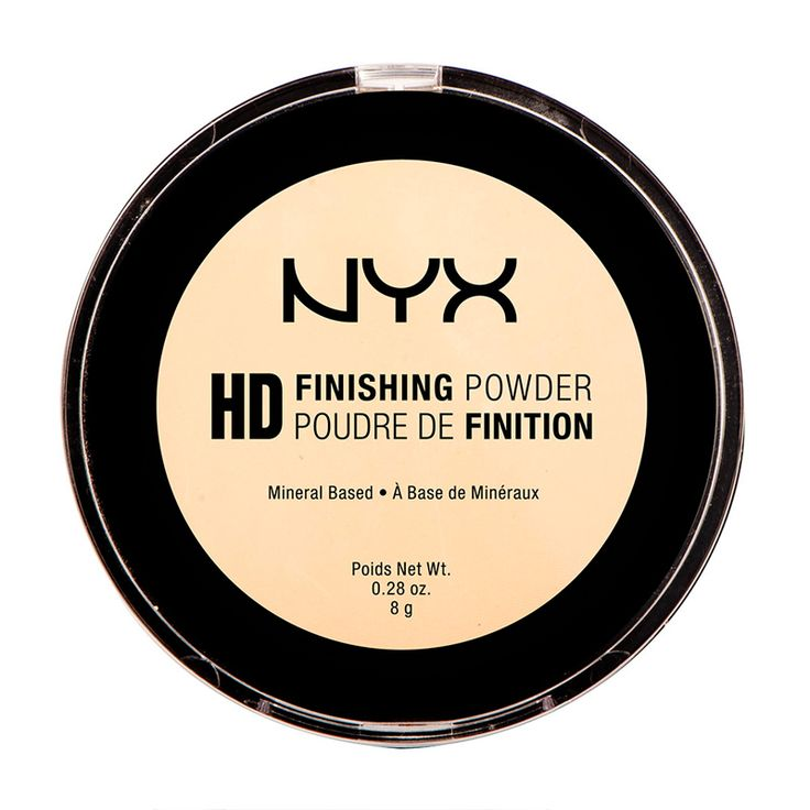 NYX High Definition Finishing Powder Banana