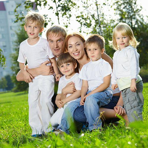 Национальная идея России - Семья