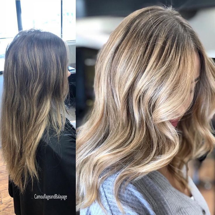 Full Head of Balayage Hilites and lolites to erase some previous splotchiness I painted Sophia with Oligo Clay Lightener 30 vol and Olaplex Lolites Pm Shines 6Nb 9Nb and 9Ng Toned with Pm Shines 9Bv