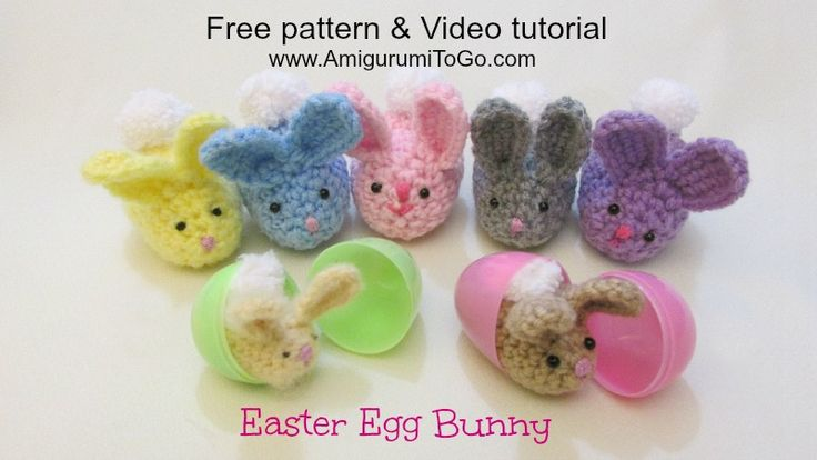 Amigurumi To Go: Bunny Video Tutorial