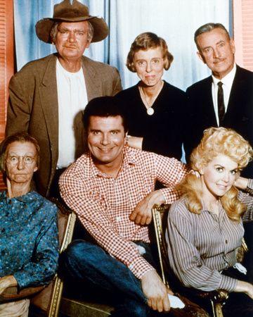 The Beverly Hillbillies Cast (1962)