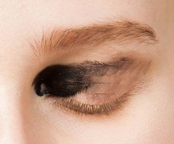 Makeup at Proenza Schouler Fall 2015