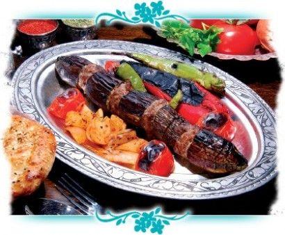 Patlican KebabiEggplants, Style Food Drinks, Turkish Kitchens, Turkish Culture, Turkish Food, Style Fooddrink, Turkish Cooking, Istanbul Food, Turkish Cuisine