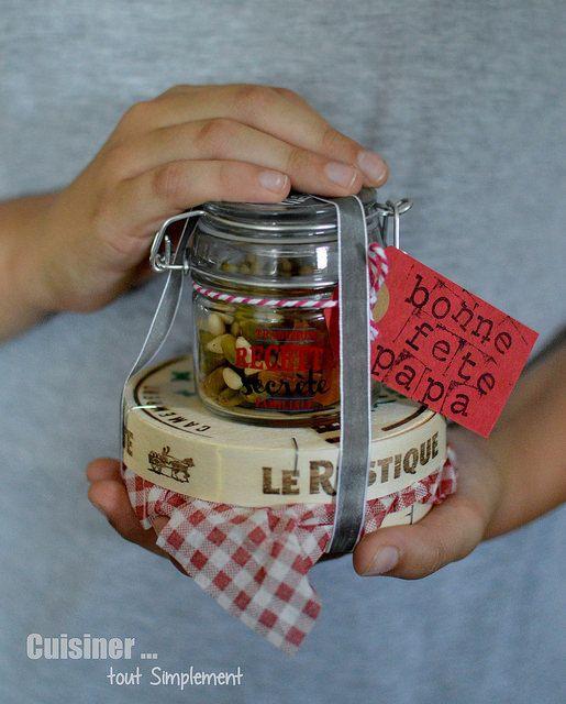 Kit gourmand pour la fête des Papas - Cuisiner... tout Simplement, Le Blog de cuisine de Nathalie