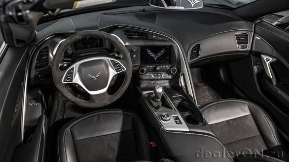 Chevrolet Corvette Stingray 2016  / Шевроле Корвет Стингрей 2016