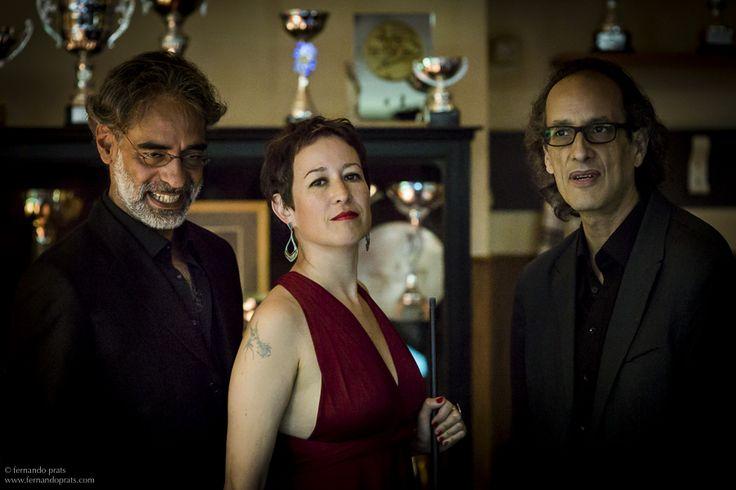 Jailaife tango. Adelanto sesión fotográfica de Fernando Prats en Club Billar Barcelona.