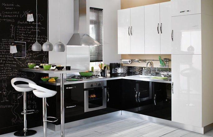 Tendance cuisine : la cuisine Keywest de Conforama - Tendance cuisine: quoi de neuf en cuisine?