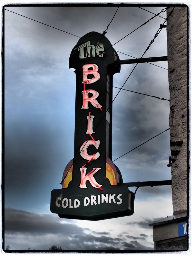The Brick Tavern in Roslyn, WA. Olympus Pen