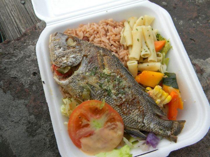 Island food antigua style caribean food pinterest for Antiguan cuisine