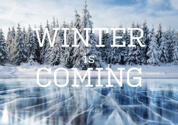 Der Winter steht vor der Tür. Jetzt Urlaub planen und im Seehotel Bellevue in Zell am See wohnen