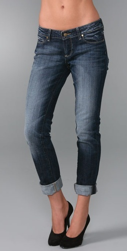 Paige denim skinny crops - I have these in a couple of different washes.  Amazing fit and comfort ~
