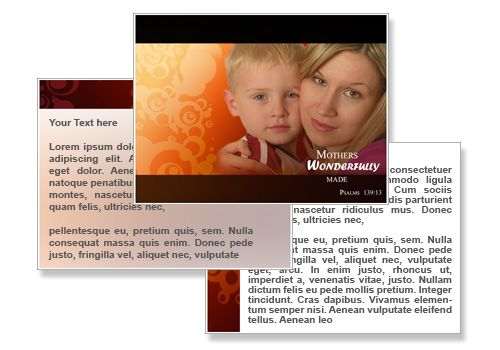 8 Best Mothers Care Powerpoint Images On Pinterest Templates