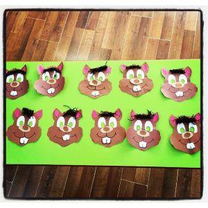 squirrel mask craft