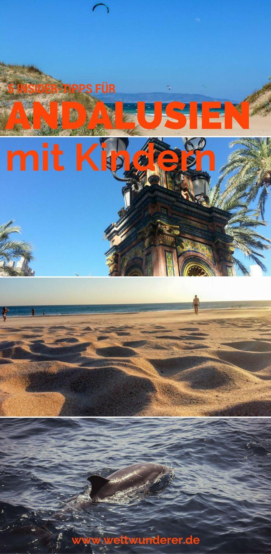 5 Highlights für eure Andalusien-Reise mit Kids im Sommer